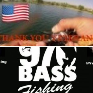 970 Bass Fishing!!